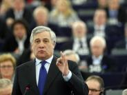 EU-Parlament: Antonio Tajani neuer EU-Parlamentspräsident