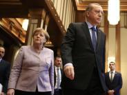 Türkei: Merkel findet klare Worte für Erdogan