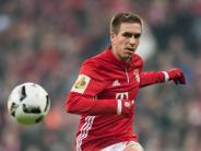Rücktritt: Philipp Lahm spielt die Bosse des FC Bayern aus