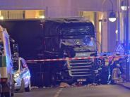 Anschlag in Berlin: Weihnachtsmarkt-Anschlag: Polizei fasst drei Verdächtige in Istanbul