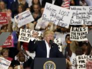 US-Präsident: Trump erfindet Terroranschlag in Schweden