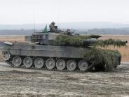 Rüstung: Weltweiter Waffenhandel wächst