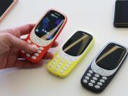 MWC 2017 live: Mobile World Congress im Liveticker: Nokia 3310 kommt zurück