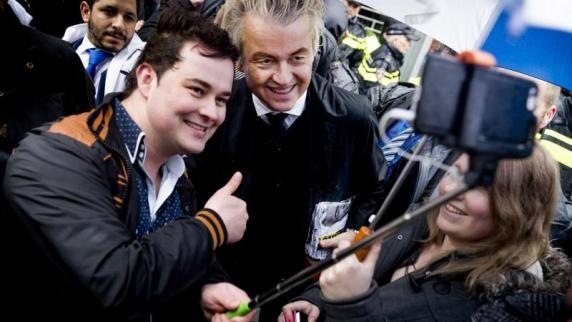 Rutte gewinnt, Wilders abgeschlagen Niederlande widerstehen Rechtsruck