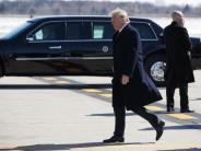 Trumps Spießrutenlauf: Auch der zweite Einreisestopp geht baden