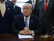 USA: Trump hält an neuem Gesundheitsgesetz fest