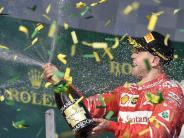 Formel 1: Sebastian Vettel triumphiert beim WM-Auftakt in Melbourne