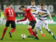 Gladbach - Frankfurt: Außenseiter fürs Pokal-Endspiel gesucht