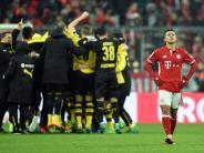 """DFB-Pokal: """"Ausgedoublet"""": Pressestimmen zu Dortmund gegen Bayern"""