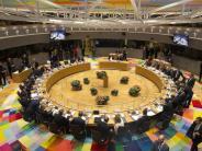 Brüssel: Bereitmachen zum Brexit