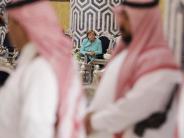 Saudi-Arabien-Besuch: Merkel will wirtschaftliche Zusammenarbeit mit Saudi-Arabien stärken