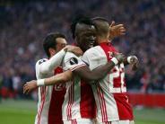 Europa-League-Halbfinale: Schalke-Bezwinger Ajax vor Final-Einzug