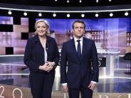 Macron oder Le Pen: Wann gibt es das Ergebnis der Frankreich-Wahl 2017?