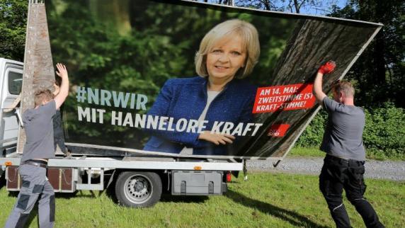 Nach SPD-Kritik: Merkel räumt falsche Zahlen in NRW-Wahlkampf ein