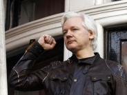 «Wichtiger Sieg»: Assange: Der richtige Krieg fängt gerade erst an