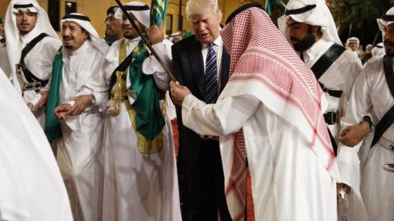 Trump hält mit Spannung erwartete Rede zum Islam