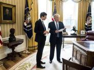 USA: Zeitung: Kushner erwog mit Russen geheimen Draht zum Kreml