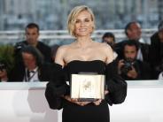 70. Filmfestival in Cannes: Diane Kruger in Cannes als beste Schauspielerin ausgezeichnet