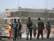 Afghanistan: Kabul: Opferzahl nach Anschlag im Diplomatenviertel auf 150 gestiegen