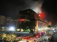 Manila: Tod im Casino: 37 Menschen bei Überfall in Manila erstickt