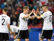 Confed Cup 2017: Löws Team selbstbewusst nach Reifeprüfung