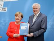 Kommentar: Na also: CSU findet Merkel wieder gut