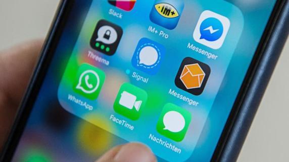 Viele Smartphone Nutzer haben mehrere Messenger auf dem Handy. Bald könnte auch einer von Amazon dazukommen