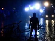 Mehrere Festnahmen: G20-Proteste: Dritte Nacht mit Gewalt in Hamburg