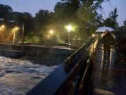 """Tief """"Alfred"""": Hochwasser: In Hildesheim spitzt sich die Lage zu"""