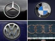 Umsätze: Kartellvorwürfe überschatten Geschäftszahlen der Autobauer
