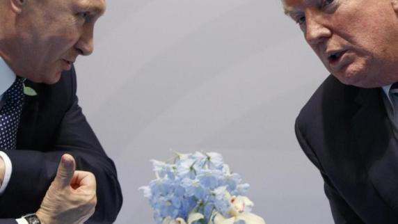 Trump verabschiedet schärfere Russland-Sanktionen