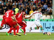 Wegen Israel-Spiels: Iran: Wirrwarr um Ausschluss von Nationalspielern