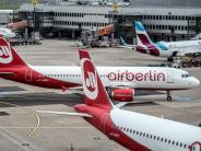 Insolvenz: Air Berlin verhandelt mit drei Interessenten über Übernahme