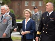 Von der Leyen bittet um Zeit: Bundeswehr arbeitet am Umgang mit ihrer Tradition