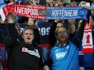2:4-Niederlage: Aus an der Anfield Road: Hoffenheim scheitert an Liverpool