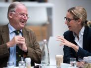 Bundestagswahl 2017: AfD in neuer Umfrage wieder drittstärkste Partei