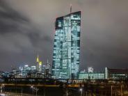 Nullzins: EZB trotzt Forderungen und hält an lockerer Geldpolitik fest