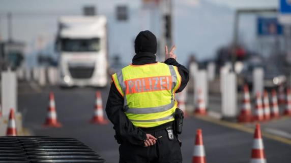 Deutschlands Grenzen: Kontrollen verlängert