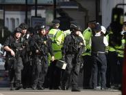 Terrorverdacht: Mindestens 22 Verletzte bei Bombenexplosion in Londoner U-Bahn