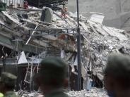 Erdbeben in Mexiko: Bereits 250 Tote: Mexiko sucht nach Verschütteten