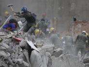 Erdbebenalarm: Starkes Erdbeben erschüttert erneut Mexiko-Stadt
