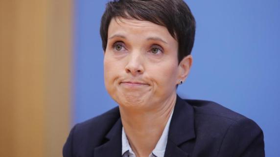 Bundestagswahl: Petry kündigt Austritt aus AfD an
