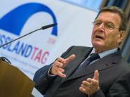 Ölkonzern: Gerhard Schröder leitet Aufsichtsrat bei Rosneft