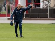 FC Bayern: Heynckes ist da: Neuer alter Bayern-Coach leitet erstes Training