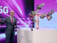 Telefonnetze: Telekom testet neues Telefonnetz 5G in Berlin