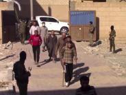 Schwer zerstörte Stadt: Terrormiliz IS verliert inoffizielle Hauptstadt Al-Rakka