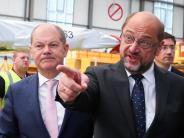 SPD: Scholz gegen Schulz? SPD droht erbitterter Richtungsstreit