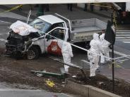 USA: Der Terror kehrt nach New York zurück