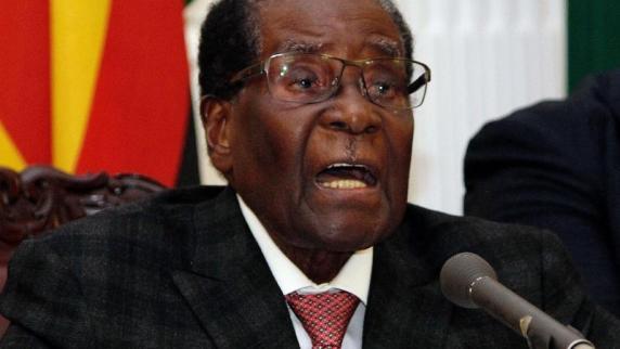 Simbabwe: Robert Mugabe tritt offenbar zurück