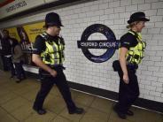London: Londoner Polizei gibt nach Einsatz am Oxford Circus Entwarnung